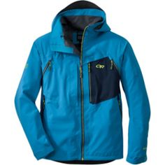 Outdoor Research White Room Jacket - Men's Snowboarding Jacket - #snowboard #jacket | SHOP @ OutdoorSporting.com