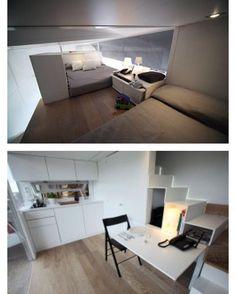 """Vodafone Tiny House on Wheels #interiors #interiordesign #architecture #decoration #interior #home #design #photogrid #bookofcabins #homedecor #decoration…"""