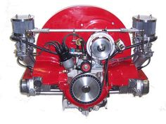 Type 4 VW Race Engine | of experience in the vw industry building aircooled vw engines