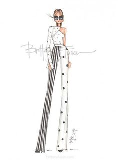 Fashion design sketches 427349452143584217 - Fashion art illustration stripes 49 ideas for 2019 Source by lydiecourty Dress Design Drawing, Dress Design Sketches, Fashion Design Sketchbook, Fashion Design Portfolio, Fashion Design Drawings, Fashion Sketches, Dress Drawing, Fashion Figure Drawing, Fashion Drawing Dresses