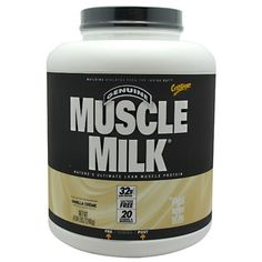 CytoSport Muscle Milk -- Click image for more details.