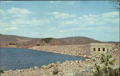 The Winsor Dam, Quabbin Reservoir , MA