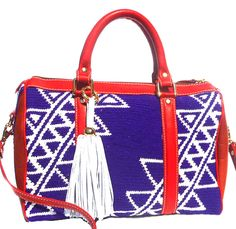 Patricia Wayuu Handbag