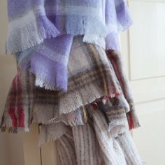 Mohair throws & knee rugs. Fabulous colours & designs