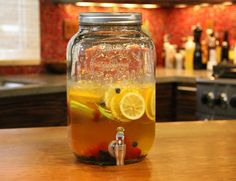 Sangria Recipe Bring On the Fun - Above & Beyond