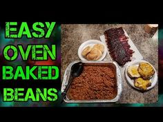 Ray Mack's Kitchen and Grill: How to cook Easy Oven Baked Beans: Soul food 101