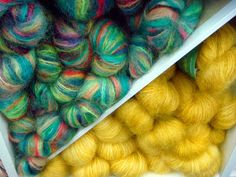 Will's Wools Colinette Mohair