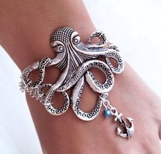 #octopus#bracelets