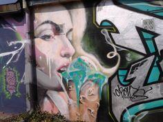 Graffiti in Lubin.