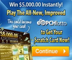 PCH is giving away 5,000 instantly....Woah get there quick (Smiles)
