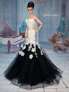 https://flic.kr/p/FPLRMo | New Dress for sell EFDD |                     Check out the new dress on my eBay shop :) www.ebay.com/usr/eifeldolldress   Check out the…