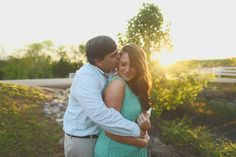 Lindse + Andy : A Helena Engagement Session