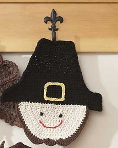 Ravelry: Pilgrim Dishcloth pattern by Lily / Sugar'n Cream