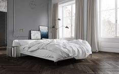Super Chic Parisian Apartment | NordicDesign