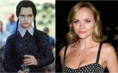 Awkward Childhood Stars Who Turned Insanely Hot CHRISTINA RICCI | Club Gossip Asia Eropa Amerika Africa