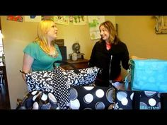 Another great video from my wife about her Thirty-One Gifts business, with bloopers this time!