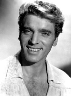 Burt Lancaster - York(USA) so handsome and very athletic. Hollywood Stars, Hollywood Men, Hollywood Cinema, Hollywood Icons, Golden Age Of Hollywood, Classic Hollywood, Lancaster, Deborah Kerr, The Killers