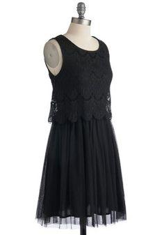 Elegant Intermezzo Dress, #ModCloth