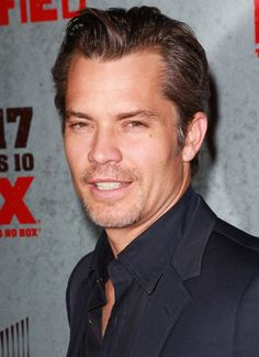 U.S. Marshal Raylan Givens - look at those dreamy bedroom eyes; yes please!