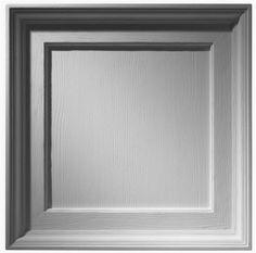Executive Wood Grain Coffer Plaster Ceiling Tile Traditional Tile, Traditional Interior, Interior Ceiling Design, Coffer, Ceiling Tiles, Commercial Interiors, Tile Design, Wood Grain, This Or That Questions