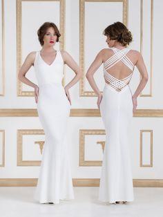 Платье белое - Enna Levoni, акция действует до 11 августа 2014 года | LeBoutique - Коллекция брендовых вещей от Enna Levoni