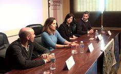Actividades del presidente de la Academia Olímpica Española en Granada