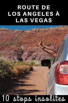 10 stops insolites et cools à découvrir entre Los Angeles et Las Vegas