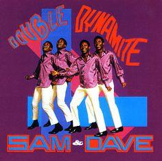 Sam & Dave: Double Dynamite (180 gram mono pressing)