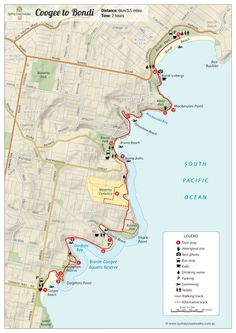 Discover the Bondi to Coogee walk via Bronte and Tamarama coastal walk. Includes route, how to get there, what to see, distance and more.