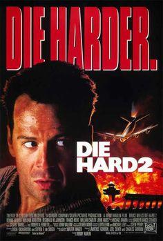 Die Hard 2. 1990 ダイ・ハード2 ★★2.8