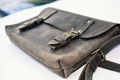 My first leather bag^_^ I can sell this bag for $ 40