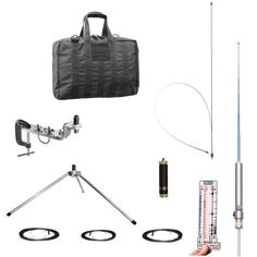 Amazon.com: Super Antenna MP1DXTR80 HF SuperWhip Tripod All Band 80m MP1 Antenna with Clamp Mount and Go Bag ham radio amateur: Home Audio & Theater