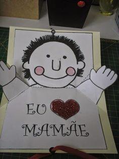 Játékos tanulás és kreativitás: Pop up anyák napi képeslapok