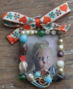'May' cameo brooch: Julie Arkell