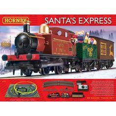 Hornby R1179 Santa Express