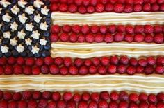 Get your bake on this Independence Day and wow family and friends with five festive Fourth of July cake recipes! Fourth Of July Cakes, Fourth Of July Food, July 4th, Sweet Recipes, Cake Recipes, Fun Recipes, American Flag Cake, Impressive Desserts, Berry Tart