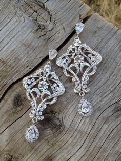 Pretty earrings!