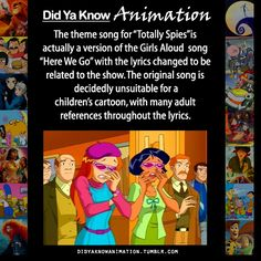 totally spies trivia