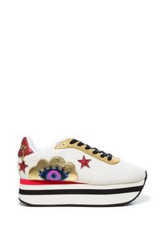 Dámské Boty Desigual / Different. Baskets, Spring Summer 2018, Sneakers, Converse, Collection, Shoes, Women, Free Shipping, Life