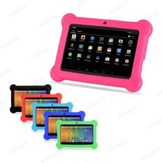 "7"" 8gb quad core #android 4.4 kids #children tablet pc dual #camera wi-fi bluetoo,  View more on the LINK: 	http://www.zeppy.io/product/gb/2/182146337778/"