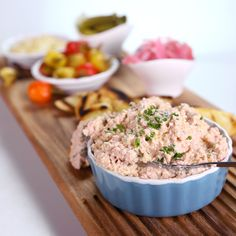 the chew | Recipe  | Michael Symon's Bologna Dip Supreme
