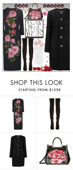 """Dark Floral 