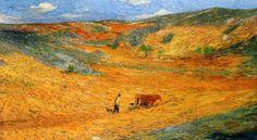 Farmer - 1920 - Henri Martin - WikiArt.org