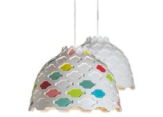 Louise Campbell, LC Shutters pendant light