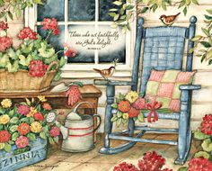 Susan Winget / Bountiful Blessings / March 2016