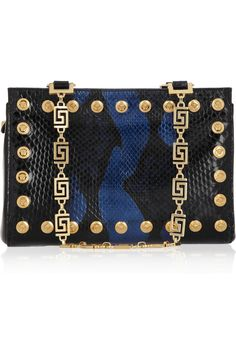VERSACE Shoulder Bag                                                                                                           ✤HAND'me.the'BAG✤