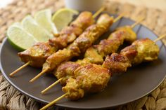 HCG Phase 2 Approved chicken satay recipe. So good!