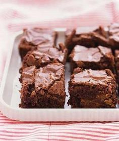 Peanut Butter Cup Brownies | RealSimple.com