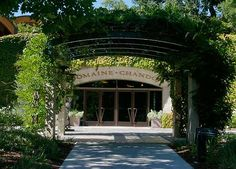 Domaine Chandon -- beautiful indoor/outdoor options for champagne tasting