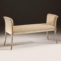 #! Decorative Crafts 6861 Bench